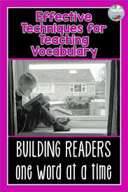 best 25 teaching vocabulary ideas on pinterest english