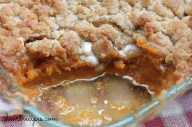 sweet potato casserole i heart recipes
