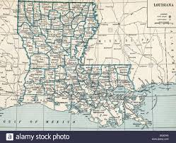Map Louisiana by Louisiana Map Stock Photos U0026 Louisiana Map Stock Images Alamy