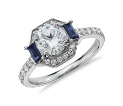 Blue Wedding Rings by Jewelry Rings Blue Wedding Rings For Men And Women Diamond