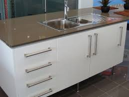 kitchen cabinet handle ideas trendy kitchen cabinet knobs and handles modern simple style