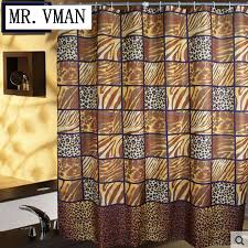 Shower Curtains Sets For Bathrooms by Online Get Cheap Leopard Print Bathroom Sets Aliexpress Com