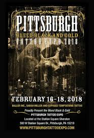 pittsburgh bleed back and gold tattoo expo u2013 world tattoo events