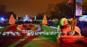 brookfield zoo winter lights holiday magic at brookfield zoo zoos and park