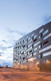 Burrell Overhead Doors by Macallen Building Condominiums Boston Residential Architect