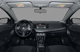 Mitsubishi Lancer 2014 Interior Mitsubishi Lancer 2014 Interior Image 80