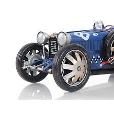 vintage bugatti race car old modern handicrafts aj038 type 35 bugatti homeclick com