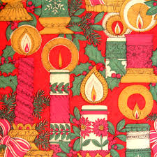 vintage wrapping paper ismoyo vintage playground vintage christmas wrapping paper
