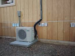 ductless mini split sacramento homeowner install daikin ductless mini split heat pump