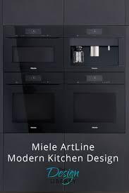 modern kitchen technology miele artline u2013 modern kitchen design design library au
