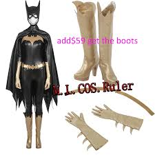 Batgirl Halloween Costume Accessories Compare Prices Women Batman Batgirl Costume Shopping