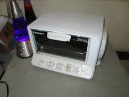 Cuisinart Convection Oven Toaster Broiler Cuisinart Tob 165c Exactheat Convection Oven Toaster Broiler
