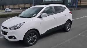 hyundai ix35 se nav 1 7 diesel manual white ce63wwj wessex