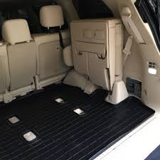 lexus brand all weather mats cargo mat u0026 3rd row page 2 clublexus lexus forum discussion