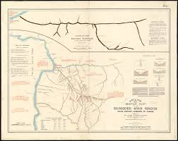 Map Of Yukon Philips U0027 Sketch Map Of The Klondike Gold Region Yukon District