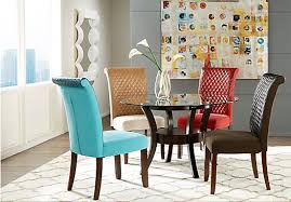brilliant design colorful dining room sets fresh ideas paint table