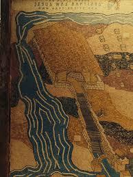 Jordan River Map The Jordan River Bumbering Around