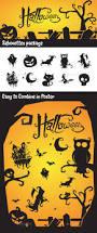 halloween vector halloween vector silhouette by djankrixz graphicriver
