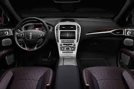 2017 lincoln mkz lincoln motor company design features luxury