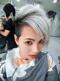silver hair how to get silver hair in india bangalore