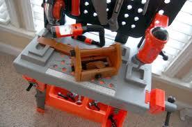 black friday tool chest black u0026 decker junior power tool workshop 39 99 on black friday