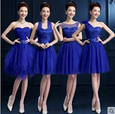 purple bridesmaid dresses 50 royal blue bridesmaid dress sweetheart pleat knee length