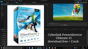 full version power download cyberlink powerdirector ultimate 15 full version with crack windows