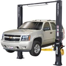 free shipping u2014 bendpak 2 post symmetric car lift u2014 10 000 lb