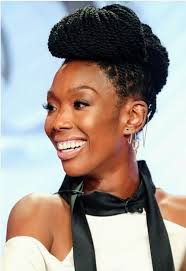 brandy norwood d soft dread hairstyles 384 best famously coiffed images on pinterest brandy norwood
