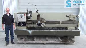 harrison m500 used centre lathe youtube