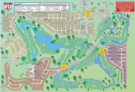 Orange Lake Resort Orlando Map by Resort Map