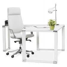 bureau en verre design bureau d angle design affordable bureau duangle design noir en