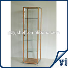 glass cabinet for sale top sale glass display china cabinet display showcase glass