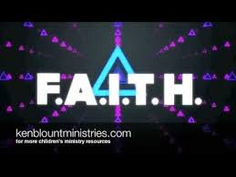 f a i t h worship song featuring yancy children s lyric