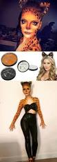 where to buy good halloween makeup best 25 leopard makeup ideas on pinterest leopard costume cat