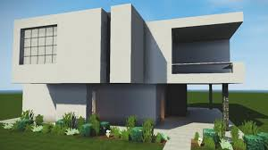 how to build an epic modern house in minecraft easy pc xbox