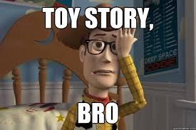 Meme Woody - toy story bro hipster woody quickmeme