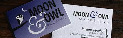 Moo Luxe Business Cards Moon And Owl Marketing Moo Luxe Business Card Review 2015 Moon