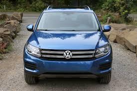 volkswagen tiguan 2016 blue first drive 2017 volkswagen tiguan 2 0t wolfsburg edition