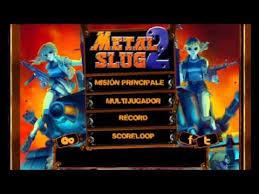 metal slug 2 apk descargar metal slug 2 apk datossd mega