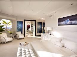 Bookshelf In Bedroom Contemporary Master Bedroom With Carpet U0026 Built In Bookshelf