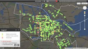 Interactive Maps 88 Amazing Interactive Maps Of Amsterdam
