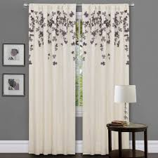 White Curtains Different Curtain Design Patterns Home Designing