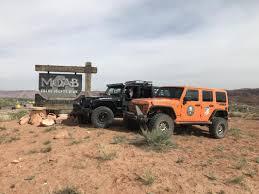 moab jeep safari team aries crushing trails at easter jeep safari 2017 atv