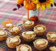 mini thanksgiving desserts spark