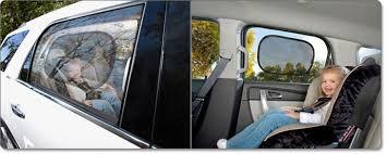 Kids Car Blinds Amazon Com Britax Ez Cling Sun Shades Black 2 Count Baby