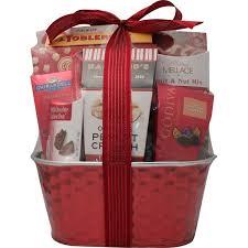 houdini gift baskets houdini metal gift basket each from costco instacart