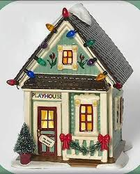 231 best dept 56 snow images on department 56