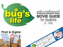 bug u0027s movie viewing guide 1998 travis82 teaching