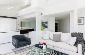Condo Interior Design All White Re Designed Condo Architecture House Design